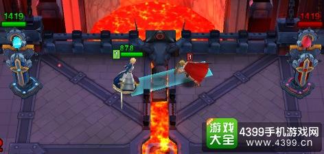 超次元战记游戏画面