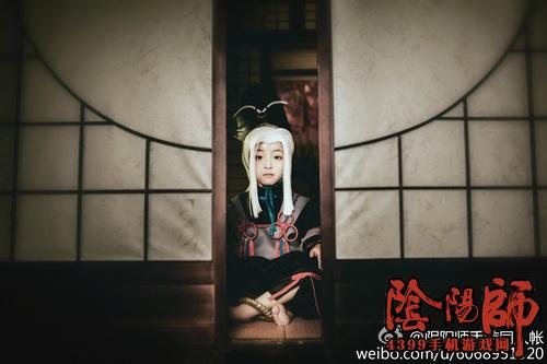 阴阳师白童子
