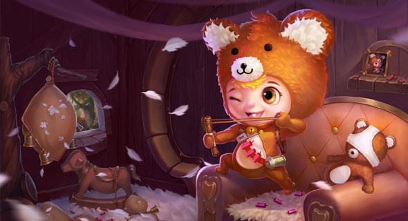 创世联盟熊孩子
