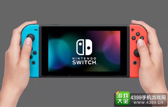 """""""""""火爆!Nintendo Switch预售被抢购一空"""