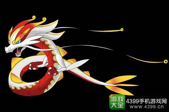 《口袋妖怪VS》中国龙皮肤来袭