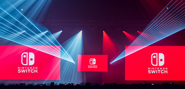 体感升级、趣味升级、游戏阵容强大 任天堂Switch发布会总结