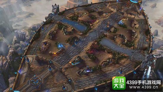 自由之战2游戏地图