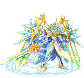 奥奇传说疾光圣剑龙神