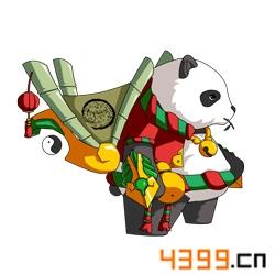 造梦西游4手机版坐骑熊猫武僧