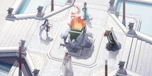 奇迹暖暖每周话题:四神之战中加入了哪个阵营?