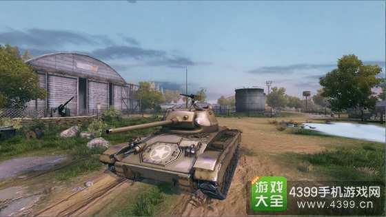 坦克连手游