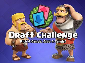 皇室战争选卡挑战再次来袭 选卡挑战规则详解