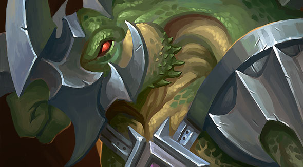 创世联盟剧毒蜥王