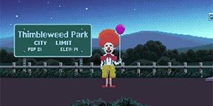 《银莲花公园》新情报公布 嫌疑人新增诡异小丑