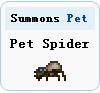 泰拉瑞亚蜘蛛