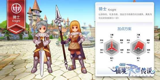 仙境传说ro敏剑骑加点