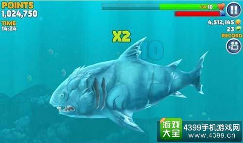 冰鲨特殊能力