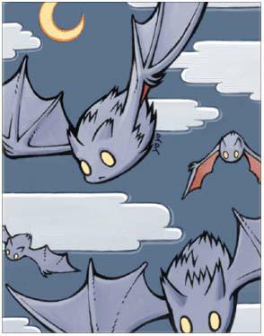 仙境传说ro吸血蝙蝠卡片图鉴