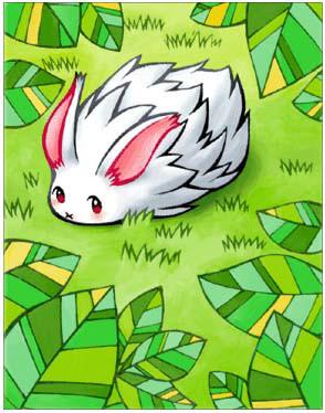 仙境传说ro疯兔卡片图鉴