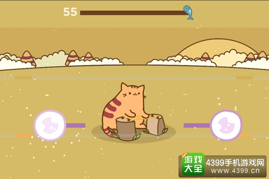 4399手机游戏网 音乐猫咪 游戏评测 正文  游戏的操作还是比较简单的