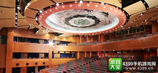 轩辕剑3手游版顶级音乐厅
