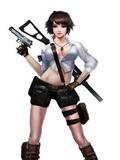 全民枪战2(枪友嘉年华)间谍席琳