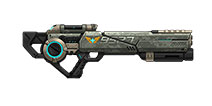 枪火战神重型脉冲步枪