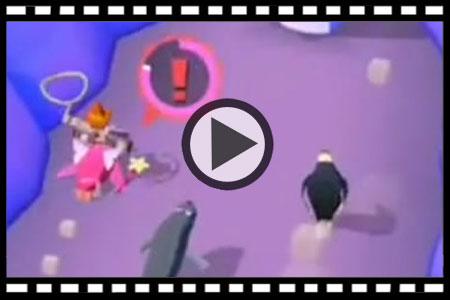 疯狂动物园仙女企鹅怎么抓 草原boss 骷髅象 鸵鸟老板 外星长颈鹿