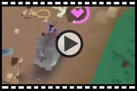 疯狂动物园恐龙犀牛怎么抓 恐龙犀牛视频攻略