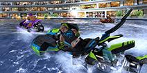 竞速系列新作《激流快艇3》:玩转水上竞技新花活