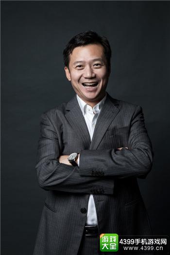 爱奇艺联席总裁徐伟峰