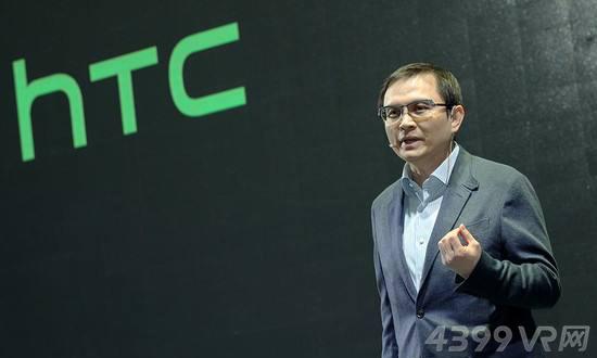 HTC财务总监张嘉临