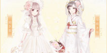 奇迹暖暖日服婚纱活动开启 日式婚纱欣赏