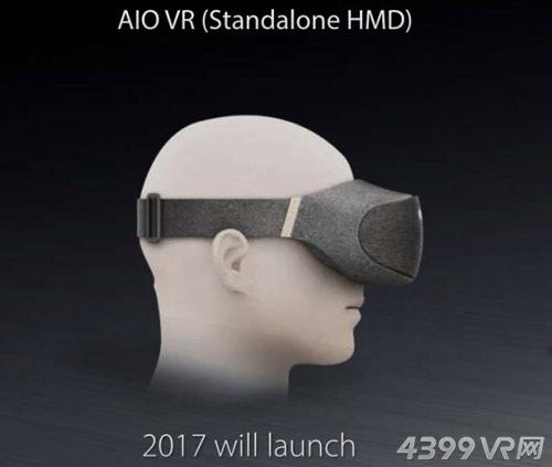 华硕VR一体机设备