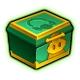 造梦无双绿色戒指宝箱