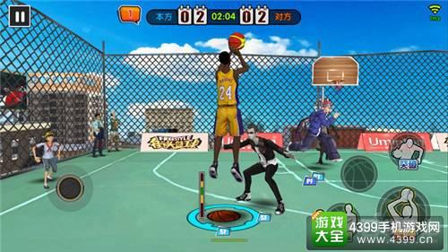 街篮VS街头篮球:谁是篮球竞技手游一哥?