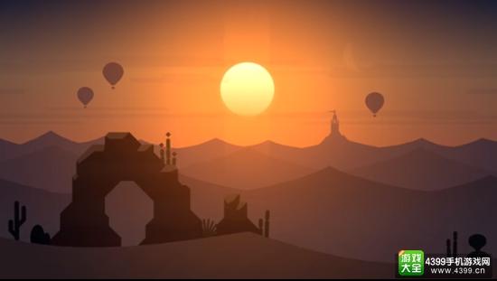 在沙漠中继续滑行 《阿尔托的奥德赛》17年夏季登场