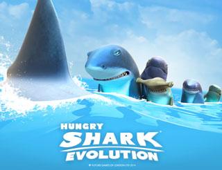 饥饿鲨:进化怎么无限进入极寒之地 技巧详解