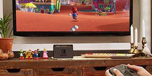 任天堂Switch首发在即 未来可追加支持VR功能
