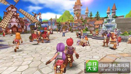仙境传说RO守护永恒的爱游戏画面