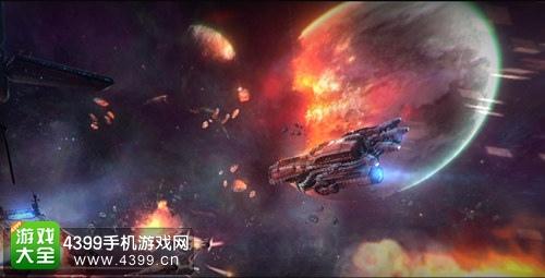 银河掠夺者游戏画面