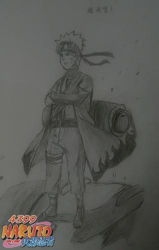 火影忍者ol鸣人仙人模式