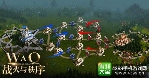 战火与秩序战争玩法