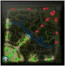 英魂之刃纷争圣坛地图1