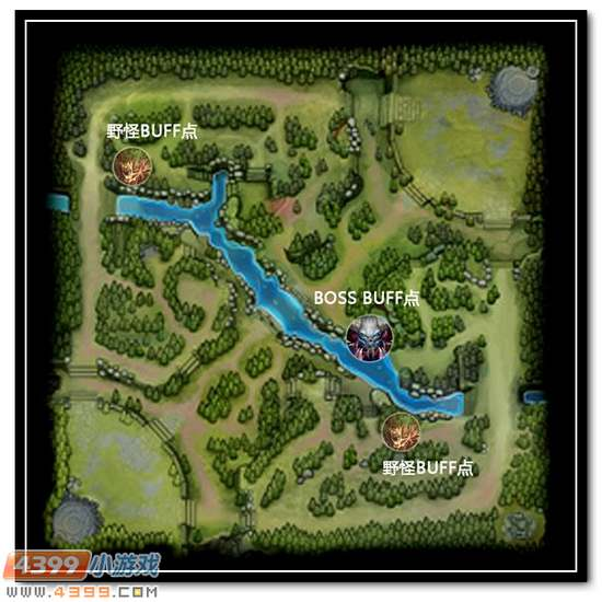 英魂之刃buff地图