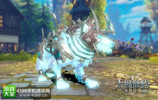 太极熊猫3猎龙坐骑