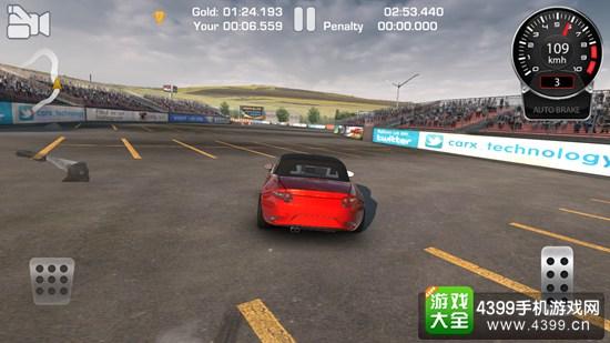赛车小游戏4399_4399手机游戏网 carx漂移赛车 游戏评测 正文  由于本作是漂移挑战类