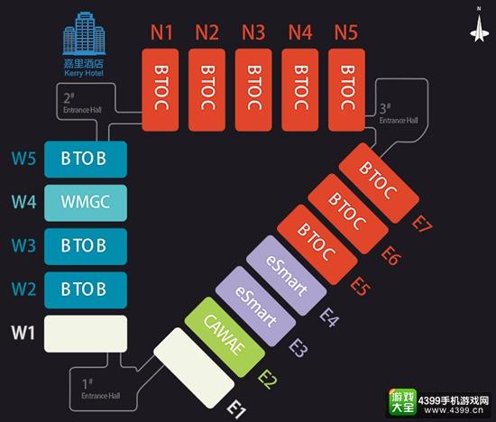 ChinaJoy2017日程表 各活动举办时间、地点汇总