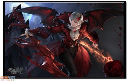 极战联盟恶魔之翼