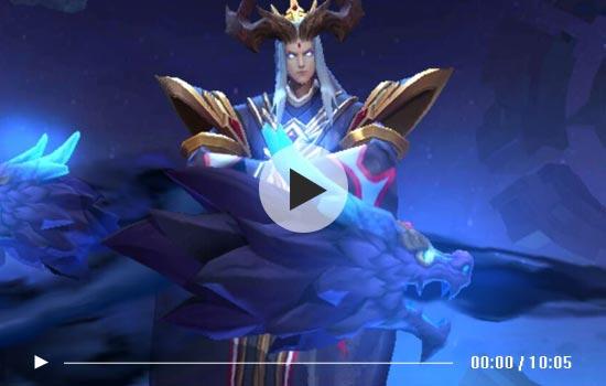 王者荣耀东皇太一试玩视频