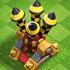 部落冲突9级防空火箭