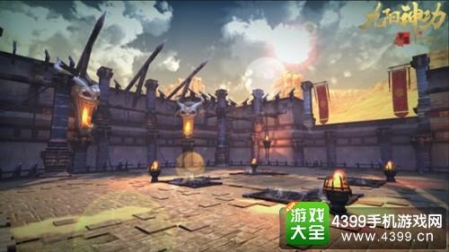 《九阳神功:起源》地宫玩法深度解析