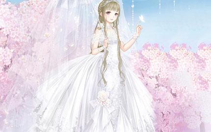 奇迹暖暖梦恋奇迹第四期婚纱设计猜想与欣赏
