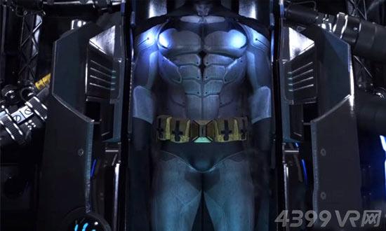 VR蝙蝠侠
